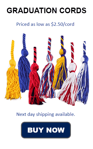 Honor Cord Colors & Meaning for Graduation